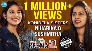 Video Konidela Sisters Sushmitha & Niharika Exclusive Interview || Dialogue With Prema #18 || #303 MP3, 3GP, MP4, WEBM, AVI, FLV September 2018