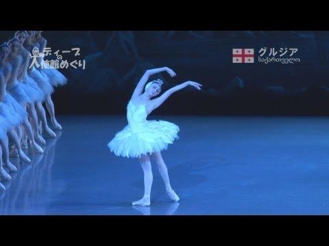 ディーブの大使館めぐり(グルジア編)1 バレエ団日本公演 大使の話