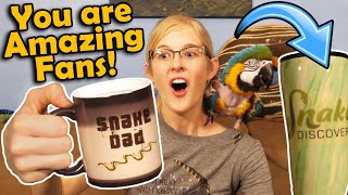 Fan Mail Opening: Part 4!! by Snake Discovery