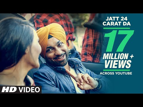 Video Harjit Harman: Jatt 24 Carat Da Full Video Song | Latest Punjabi Songs 2016 | T-Series download in MP3, 3GP, MP4, WEBM, AVI, FLV January 2017