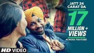 Video Harjit Harman: Jatt 24 Carat Da Full Video Song   Latest Punjabi Songs 2016   T-Series MP3, 3GP, MP4, WEBM, AVI, FLV Agustus 2018