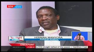 CheckPoint: Spotlight 2017; CORD making changes ahead of 2017 elections, September 25th 2016