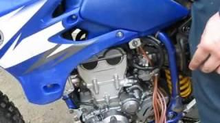 1. 2006 Yamaha WR450 Engine Noise