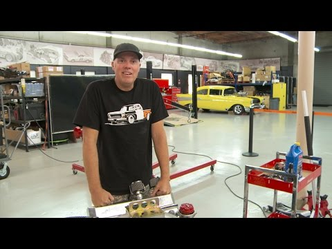 Roadkill's Blown-Up Bonneville Engine - Roadkill Extra