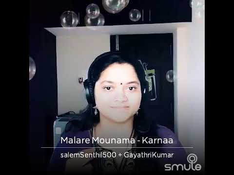 Video Malare mounama. SPB.VidyaSaagar download in MP3, 3GP, MP4, WEBM, AVI, FLV January 2017