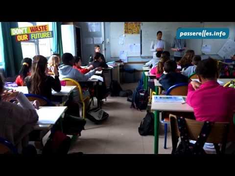 Peer education resume by Passerelles.info