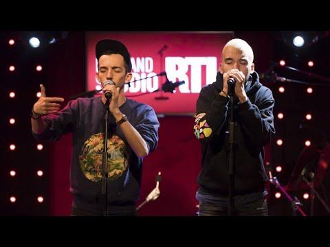 Bigflo & Oli - Je suis (LIVE) - Le Grand Studio RTL