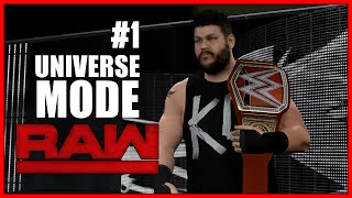 As the Extreme Rules PPV is approaching, Chris Jericho faces 'The Swiss Superman' Cesaro, The Universal Champion Kevin Owens faces his ex friend and now foe ...