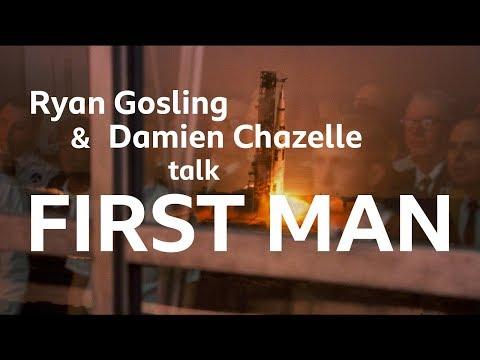 Ryan Gosling & Damien Chazelle interviewed by Simon Mayo