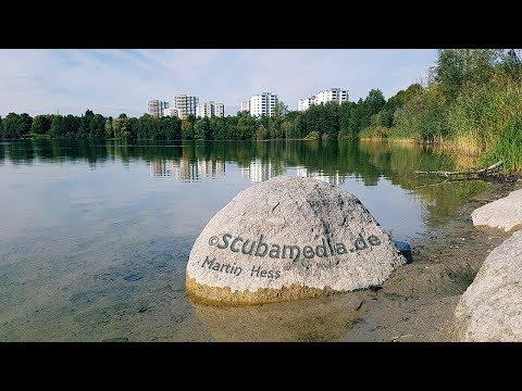 Tauchen im Stadtpark - Vogelstangsee, Mannheim