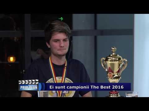 Emisiunea Prim-Plan – 22 noiembrie 2016 – Invitați, câștigătorii The Best ediția a V-a