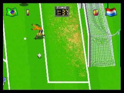 Super Sidekicks Neo Geo