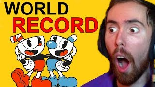Video Asmongold Reacts To Cuphead WORLD RECORD Speed Run MP3, 3GP, MP4, WEBM, AVI, FLV Juli 2019