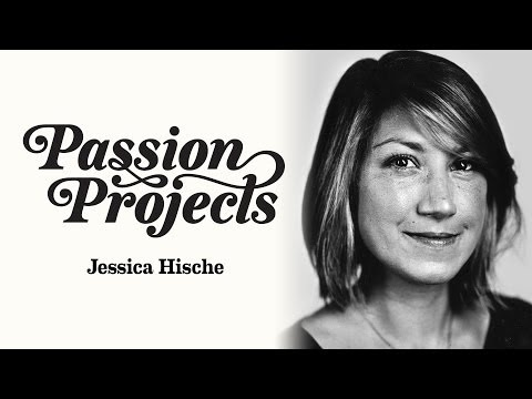GitHub Presents • Passion Projects (Live) #5 • Jessica Hische (Procrastiworking)