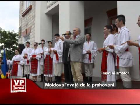 Moldova învață de la prahoveni