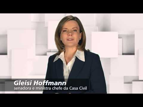 Em Pranchita, Gleisi Hoffmann apoia a candidatura de Marcos
