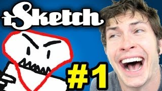 Let's Play iSketch