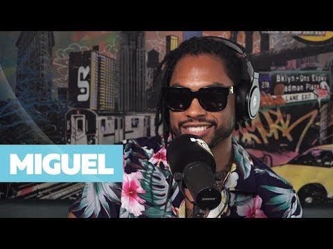 Miguel Reacts to 'GoT' + Collab W/ Bruno Mars On The Way? (Ebro In The Morning)