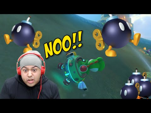 OH SH#T! BOB-OMBS ONLY 200cc LETS DO THIUS! [MARIO KART 8]