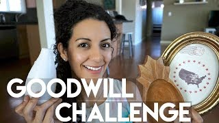 Here's another edition of the $5 Goodwill challenge where My So Called Home challenges us to take 5 bucks to the thrift store and get seasonal home decor to spruce up our home.Summer 2016: https://youtu.be/yqXgCF9WqcsMy GW Challenge Videos: https://www.youtube.com/playlist?list=PLS41szoAj99mebCtK8eKaE7qEEfwYRUeKMy So Called Home: https://www.youtube.com/user/mysocalledhomeGW Summer 2017 Playlist: http://bit.ly/2t23ngW------------------------------------------------------------------------------------------------✔ Ibotta app: $10 added to your refund account when you redeem your first rebate: https://ibotta.com/r/xgflatl✔ Vitacost link for $10 off your first purchase: https://goo.gl/2GfwBA✔ ThredUp link for $10 off your first purchase (online thrifting): http://www.thredup.com/r/QZNX3V✔ EBATES: Get $10 added to your quarterly rebate check upon your first purchase using this link: https://www.ebates.com/r/PKEELE17?eeid=28187 ------------------------------------------------------------------------------------------------ABOUT ME:I'm a stay at home mom to two girls ages 3 and 1. I like to laugh, read, keep a clutter free home and live on a budget.Subscribe: http://bit.ly/1bFm5hHInstagram: https://instagram.com/patriciakeeleThis video is not sponsored.