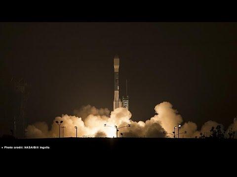 NASA tarım alanlarını uzaydan takip edecek