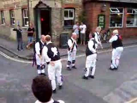 morris - I did a cycling tour of Medieval England after attending the Summer Research Institute at Harris Manchester. Somewhere up the Thames towpath in Oxford I cam ...