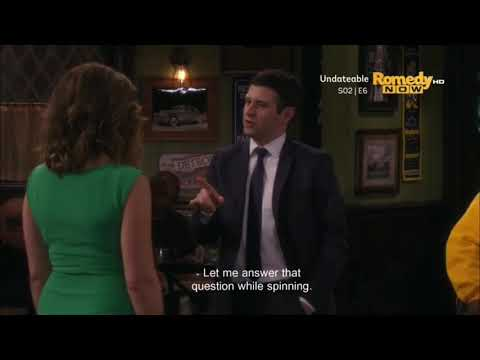Funny scene from undateable
