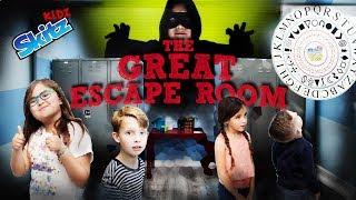 The Great Escape Room - Skitz Kidz