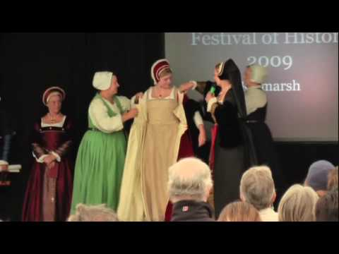 Tudor Costume (14) - Anne Boleyn