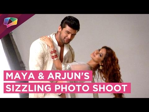Maya and Arjun Do A Sizzling Post-Wedding Photo Sh