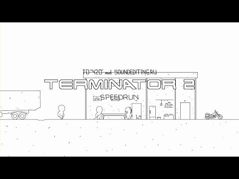 Speedrun Terminator 2 in 60 seconds