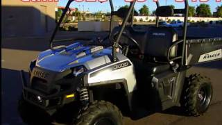 4. Pre-Owned 2009 Polaris Ranger 700 EFI HD At RideNow Powersports Peoria Stock # UP3369