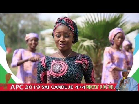 Maryam Yahya Ado Gwanja_Zuwan Baba Buhari Kano Waka Video 2019