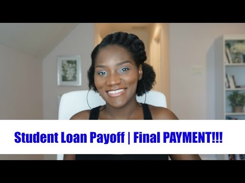 Paying off Student Loans| Over $90,000 of Debt | FINAL PAYMENT | Financial Freedom | FrugalChicLife