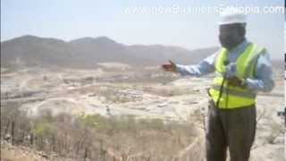 Features Of Ethiopian Grand Renaissance Dam On The Blue Nile