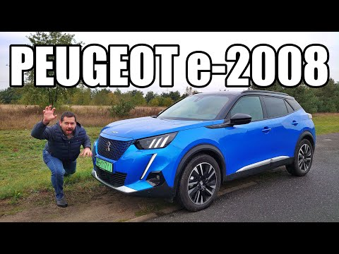 Peugeot e-2008 - Electric Crossover (ENG) - Test Drive and Review
