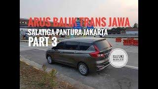 Video INFO ARUS BALIK Pantura-Jakarta | Lebaran 2018 (Part 3) MP3, 3GP, MP4, WEBM, AVI, FLV Juni 2018