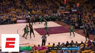 Best of the Cavaliers' Game 3 blowout over the Celtics | ESPN