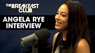 Video Angela Rye Discusses Her New Podcast For The Woke And 'Sophistiratchet' MP3, 3GP, MP4, WEBM, AVI, FLV Mei 2018