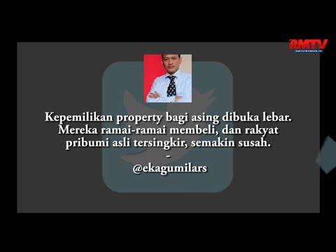Kepemilikan Property Bagi Asing Dibuka Lebar