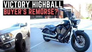 2. Buying a Used Victory HighBall on Craigslist: Instant Buyer's Remorse?