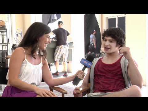 Tyler Posey Talks First Leading Movie Role