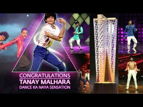 Dance Plus Season 2 | 14-year-old Tanay Malhara -
