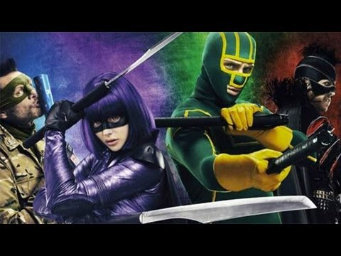 Kick-Ass 2 Interview: Christopher Mintz-Plasse, Donald Faison and Jeff Wadlow - Comic-Con 2013