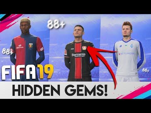 FIFA 19 BEST HIDDEN GEMS IN CAREER MODE!!! | FIFA 19 TOP TIPS!