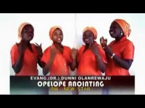 Evang Dr Dunni Olanrewaju - Opelope Anointing Part 2 (Official Video)