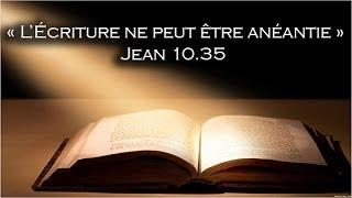 INEDIT : CONTRADICTIONS ET ERREURS APPARENTES DE LA BIBLE