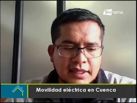 Movilidad eléctrica en Cuenca
