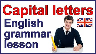 When to use capital letters, Capitalization rules, WritingEnglish  Videos