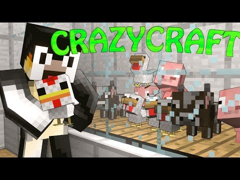 survival - GET CRAZYCRAFT UPDATE: http://voidswrath.com ▻CRAZY 1.5 CHANGELOG: http://goo.gl/bN3jh3 ▻SUGGEST MODS TO CRAZY CRAFT: http://goo.gl/G64i4M ▻ Subscribe TODA...